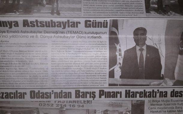 TEMAD'IN 35 NCİ KURULUŞ YILDÖNÜMÜNÜ KUTLADIK.